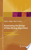 Automating The Design Of Data Mining Algorithms