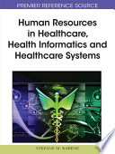Human Resources in Healthcare  Health Informatics and Healthcare Systems