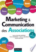Marketing et communication des associations - 2e éd.