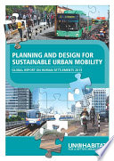 Planning And Design For Sustainable Urban Mobility book