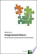 Anlage-Umwelt-Diskurs