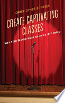 Create Captivating Classes