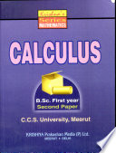 Series Calculus  Meerut