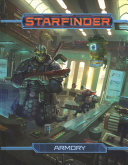 Starfinder Roleplaying Game  Armory