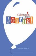 Celebration Place 52 Week Journal