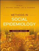 Methods in Social Epidemiology