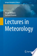 Lectures In Meteorology book