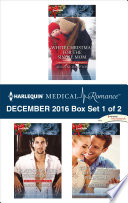 Harlequin Medical Romance December 2016 Box Set 1 Of 2