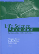 Life Science Automation Fundamentals and Applications