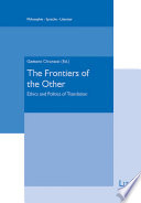 The Frontiers of the Other