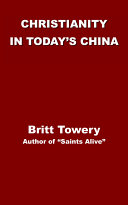 Christianity in Today's China