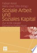 Soziale Arbeit und Soziales Kapital