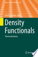 Density Functionals