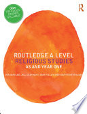 Routledge A Level Religious Studies