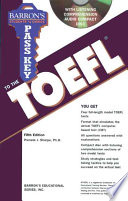Pass Key to the TOEFL