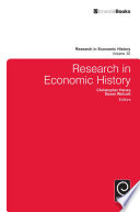 Research In Economic History book