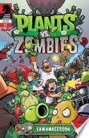 Plants vs  Zombies  Lawnmageddon  1