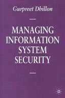 Managing Information System Security Minimising The Risks From Inconsistent And Incoherent