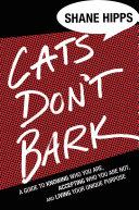 Cats Don t Bark