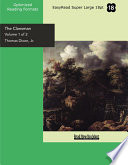 The Clansman  Volume 1 of 2   EasyRead Super Large 18pt Edition