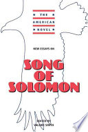 New Essays on Song of Solomon