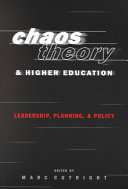 Chaos Theory   Higher Education