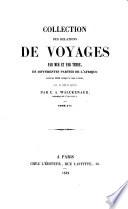 Collection des relations de voyages par mer et par terre