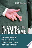 Playing The Lying Game book