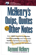McHenry s Quips  Quotes and Other Notes