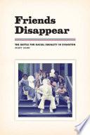Friends Disappear Book PDF