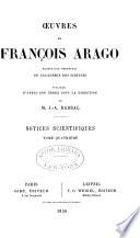 Oeuvres complètes de François Arago