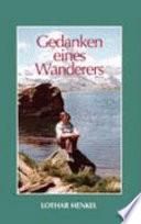 Gedanken Eines Wanderers