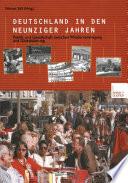 Deutschland in den neunziger Jahren