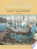A History Of England Volume 2