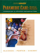 Paramedic Care  Introduction to advanced prehospital care