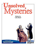 Unsolved mysteries Pdf/ePub eBook