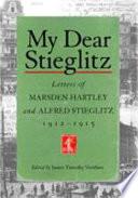 My Dear Stieglitz