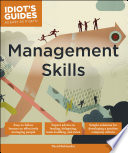 Idiot s Guides  Management Skills