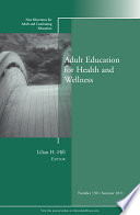 Adult Education for Health and Wellness