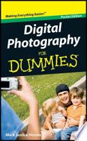 Digital Photography for Dummies   Pocket Edition