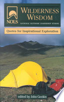 Wilderness Wisdom