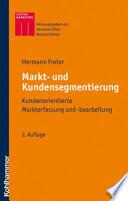 Markt Und Kundensegmentierung book
