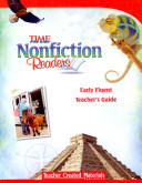 15314:TFK: NonFiction Readers:Early Fluent:Teacher's Resource Guide