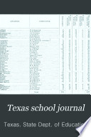 Texas School Journal
