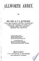 Allworth Abbey Book PDF