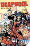 Deadpool Classic Vol  15