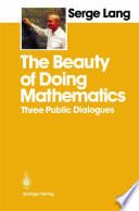 The Beauty of Doing Mathematics