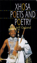 Xhosa Poets and Poetry