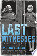 Last Witnesses  Adapted for Young Adults  Book PDF