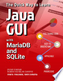 The Quick Way To Learn Java Gui With Mariadb And Sqlite